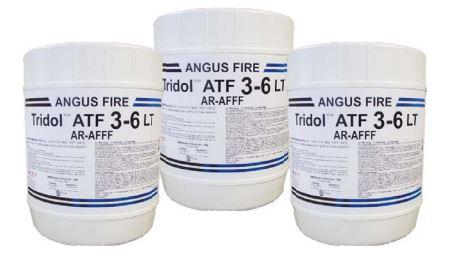 Tridol ATF Firefighting Foam Pails